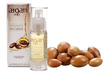 arganovo olje za lase