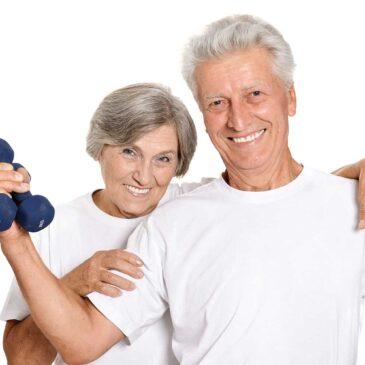 Izguba mišične mase in kako jo obdržati dolgo v starost?