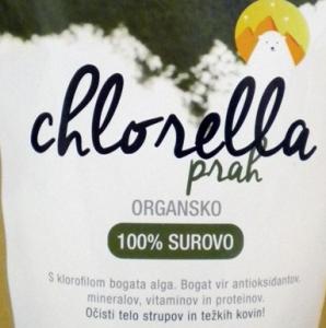 zdravo hujšanje chlorella v prahu