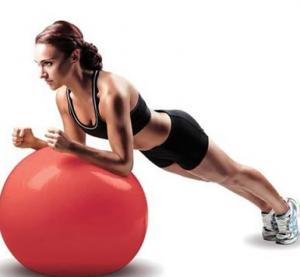 telovadna žoga