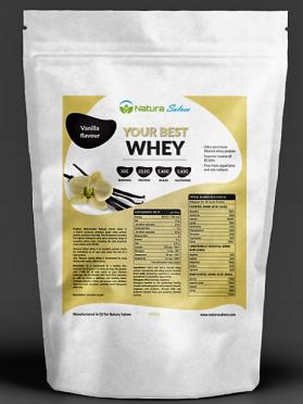 Proteini – pregled najbolj prodajanih sirotkinih beljakovin različnih okusov