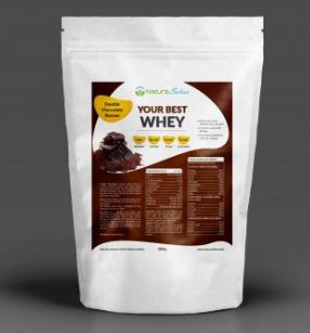 proteini dvojna čokolada