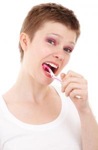 zobna prha