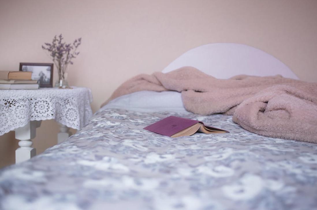 kako zaspati pod stresom