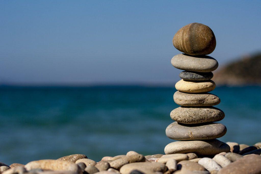 Ravnovesje v življenju