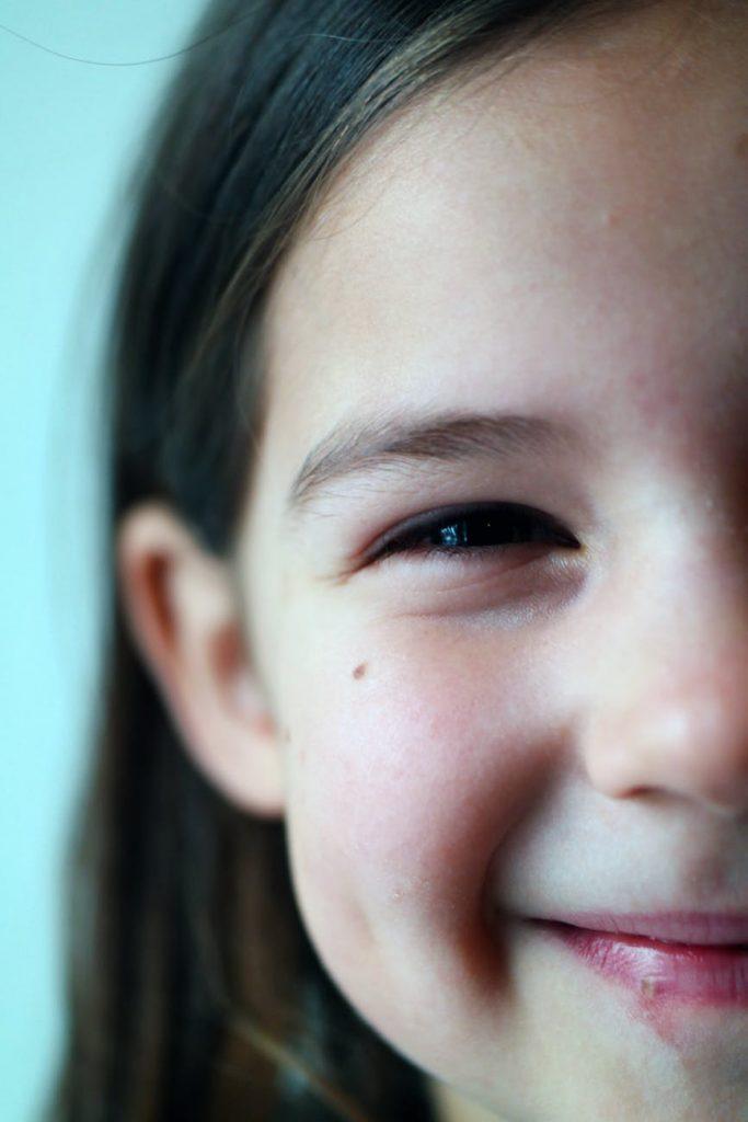 srečen otrok