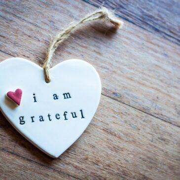 6 nasvetov, kako do boljšega življenja s pomočjo hvaležnosti