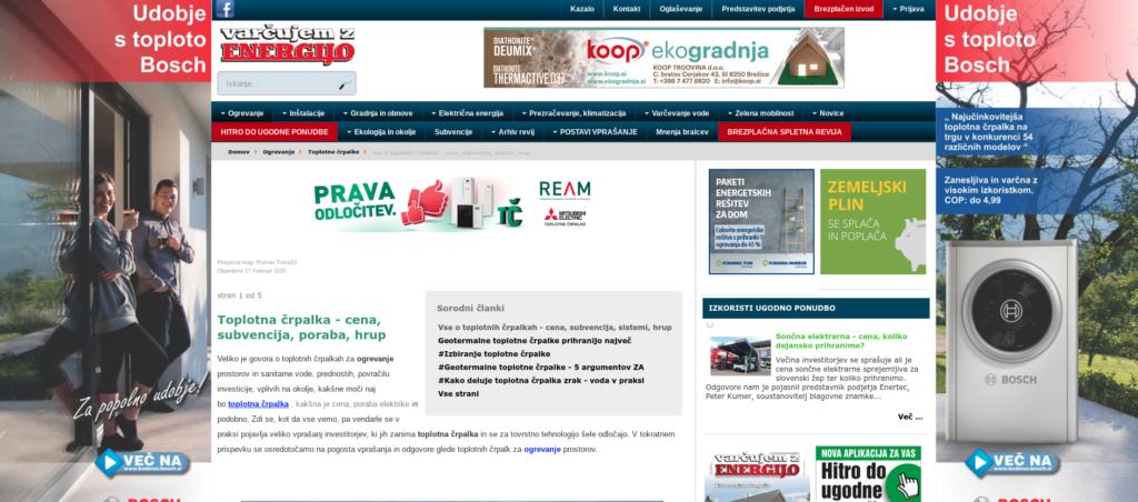 promocija spletnih trgovin