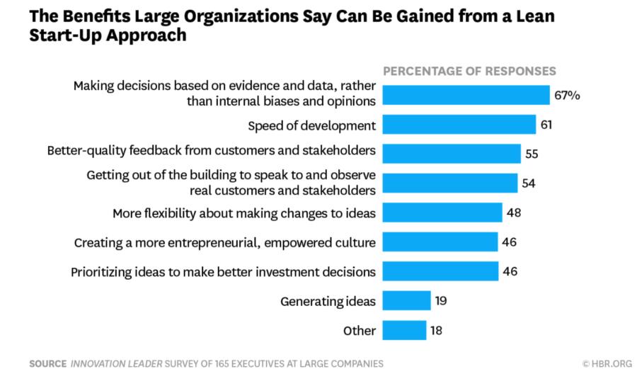 vitko podjetništvo prednosti za velika podjetja